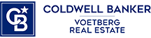Voetberg Real Estate Inc. DBA: Coldwell Banker Voetberg Real Estate Logo