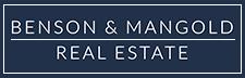 Benson & Mangold Real Estate Logo