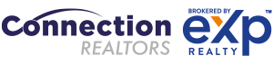 Connection REALTORS by EXP Logo